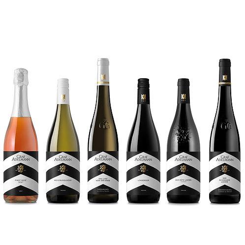 ZOOM Weinprobe am 14.10.2021 19 Uhr mit 6er Probierpaket