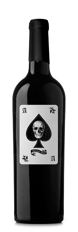 "2015 Dry Aged Lemberger  ""The Ace of Spades"""