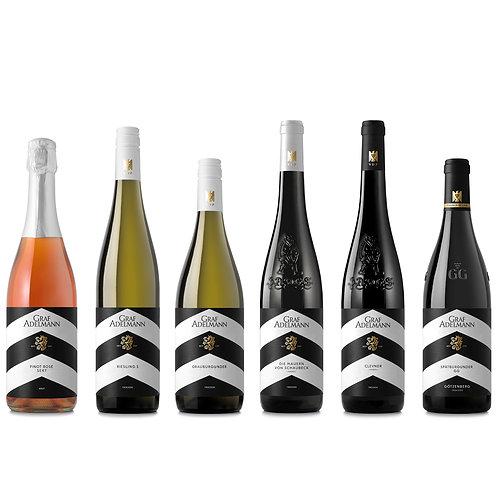 ZOOM Weinprobe am 19.08.2021 19 Uhr mit 6er Probierpaket