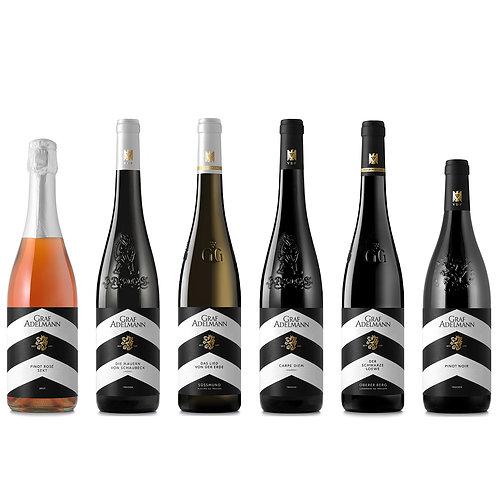 ZOOM Weinprobe am 12.12.2020 19 Uhr mit 6er Probierpaket
