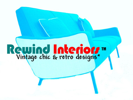 Vintage Retro Midcentury Furniture