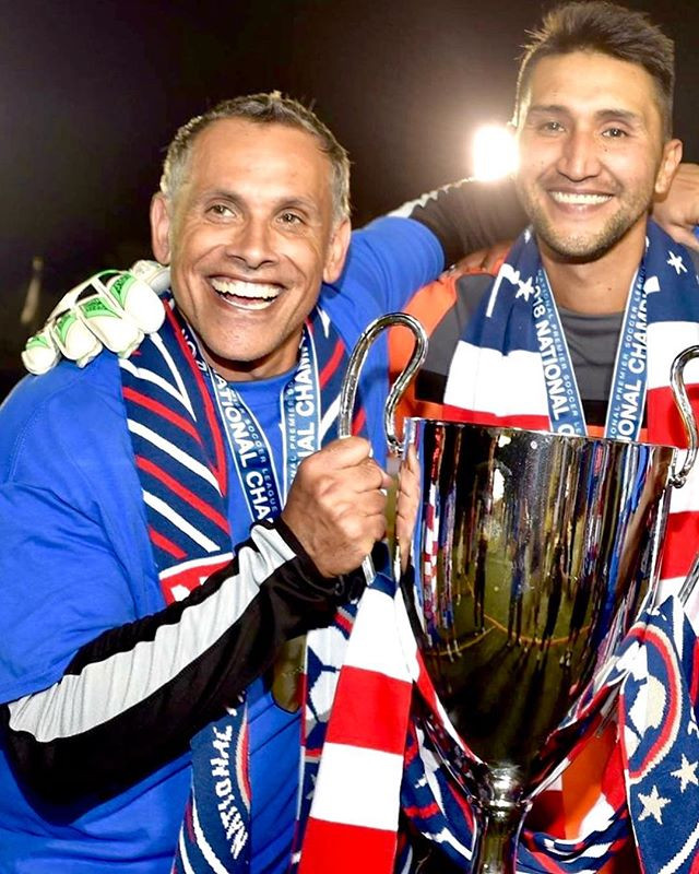 This day will never grow old; Miami FC G