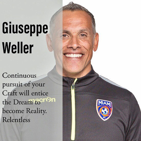 Congratulations to NT2D's OWN Giuseppe W