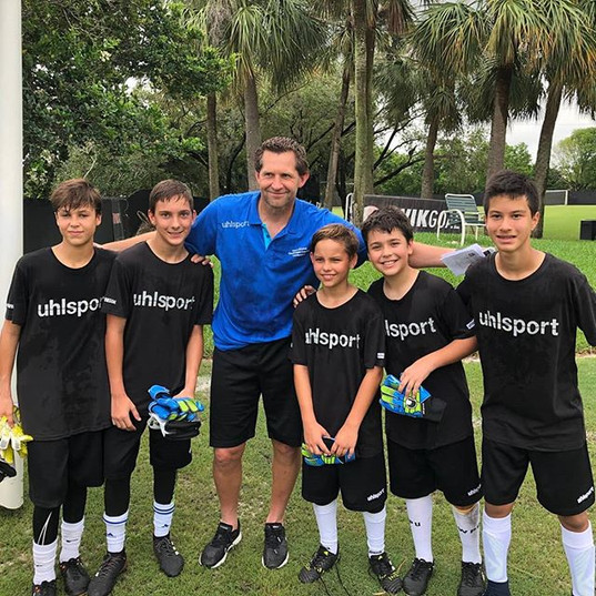 What a GREAT day to see the U12 Gks at t