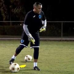 Coach Giuseppe Training on Fundamentals!