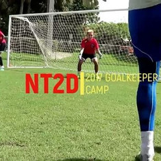NT2D Goalkeepers  adding this small, but