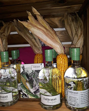 Wodka aus Mais! Ein Genuss!