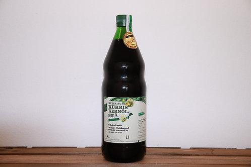 Steirisches Kürbiskernöl Familie Weinhappel 0.25l/0.5l/1l