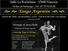 Tango Argentin mardi_ vendredi soir