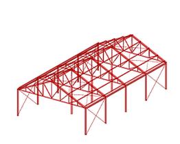 Estrutura Metalico