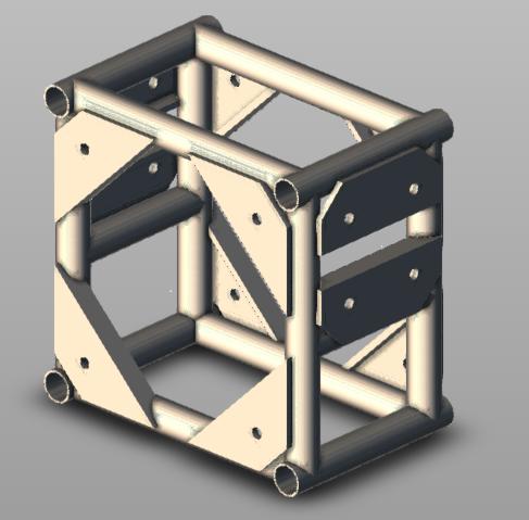 Cubo Interligação Q-50 com Q-30