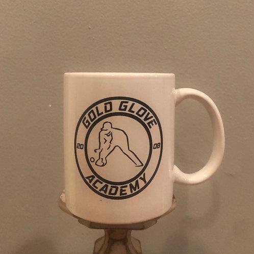 Gold Glove Academy 11 Ounce Coffee Mug