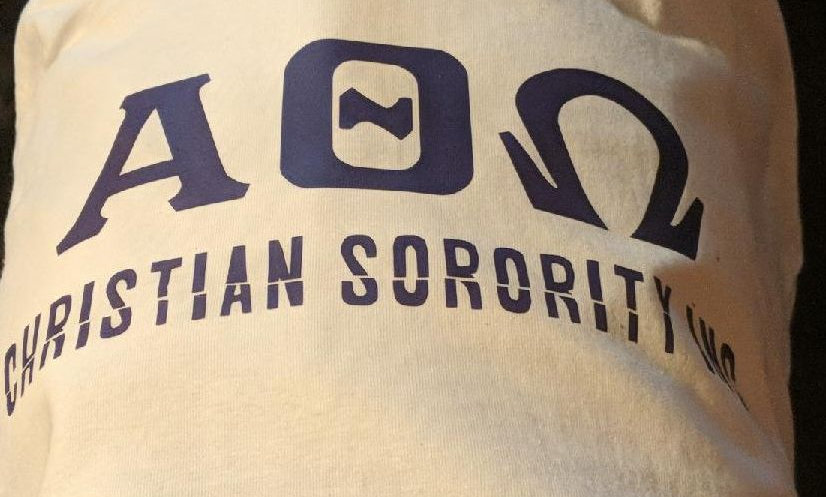 ATO greek letter Called To Serve tee