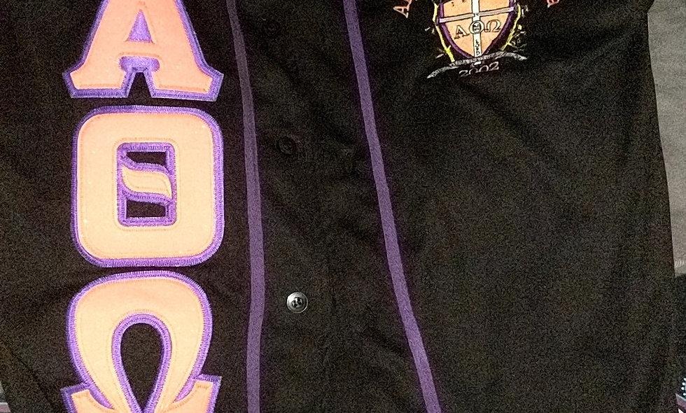 Baseball jersey tees