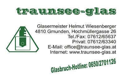 VG Gmunden | Partner | Traunsee Glas