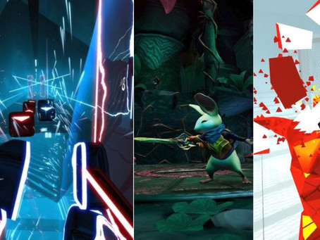 [eng] Superhot, Beat Saber and Moss will not support Cross-Buy on Quest