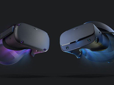 Oculus Quest un Oculus Rift S iznāk 21.05.2019