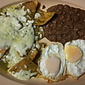 #5. Chilaquiles.