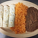 #8. Tres Burritos. Three Burritos