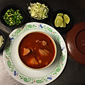 Posole (Chico). Posole (Small).