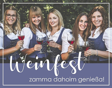 Bestellflyer Weinfest 2020 Websitebanner