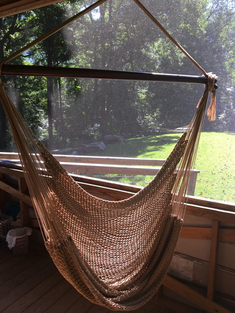 Trailside Treehouse Hammock