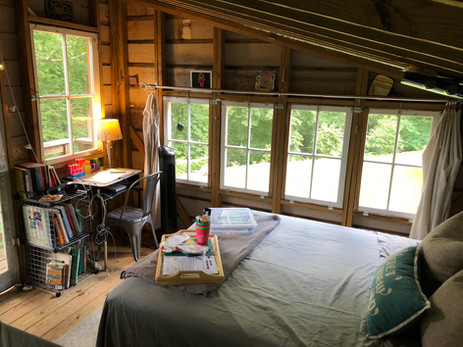 Trailside Treehouse Second Floor