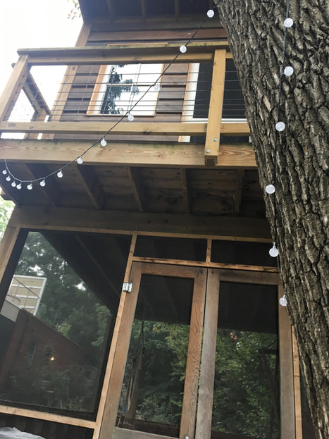 Trailside Treehouse Art Shot