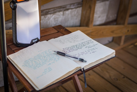Trailside Treehouse Guest Book