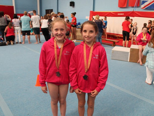 Another National School title for T30GYM Girls