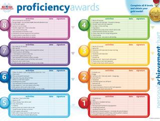 BG Award Scheme