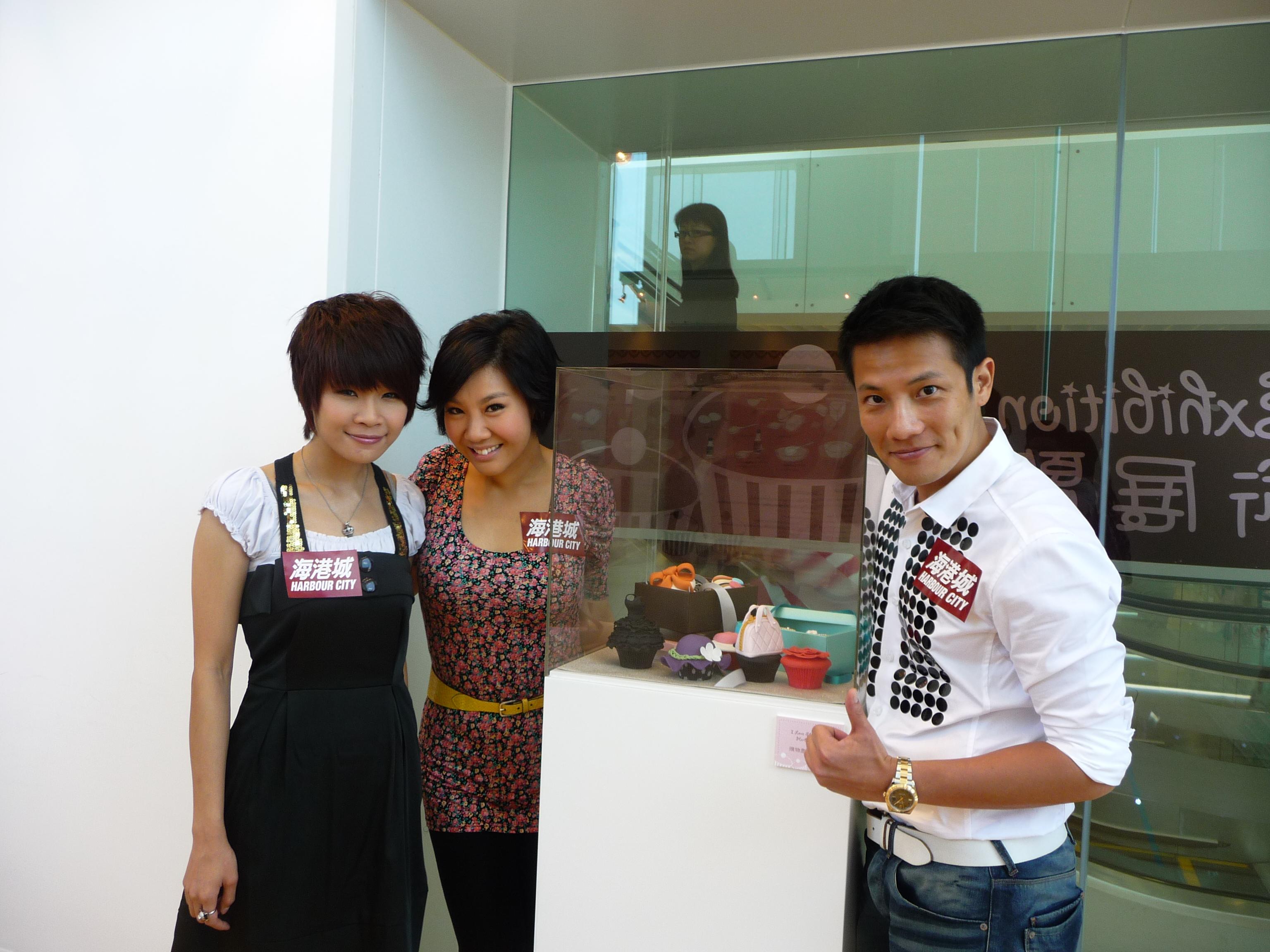 海港城Cupcake event - MC