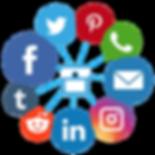 FOTOBOX sharing on social networs