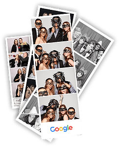 photobooth printed pictures