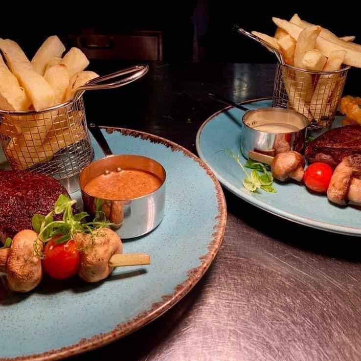 Steak Night Every Wednesday!