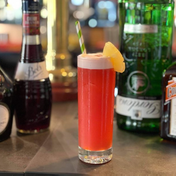 Cocktail of the Month.....Singapore Sling!