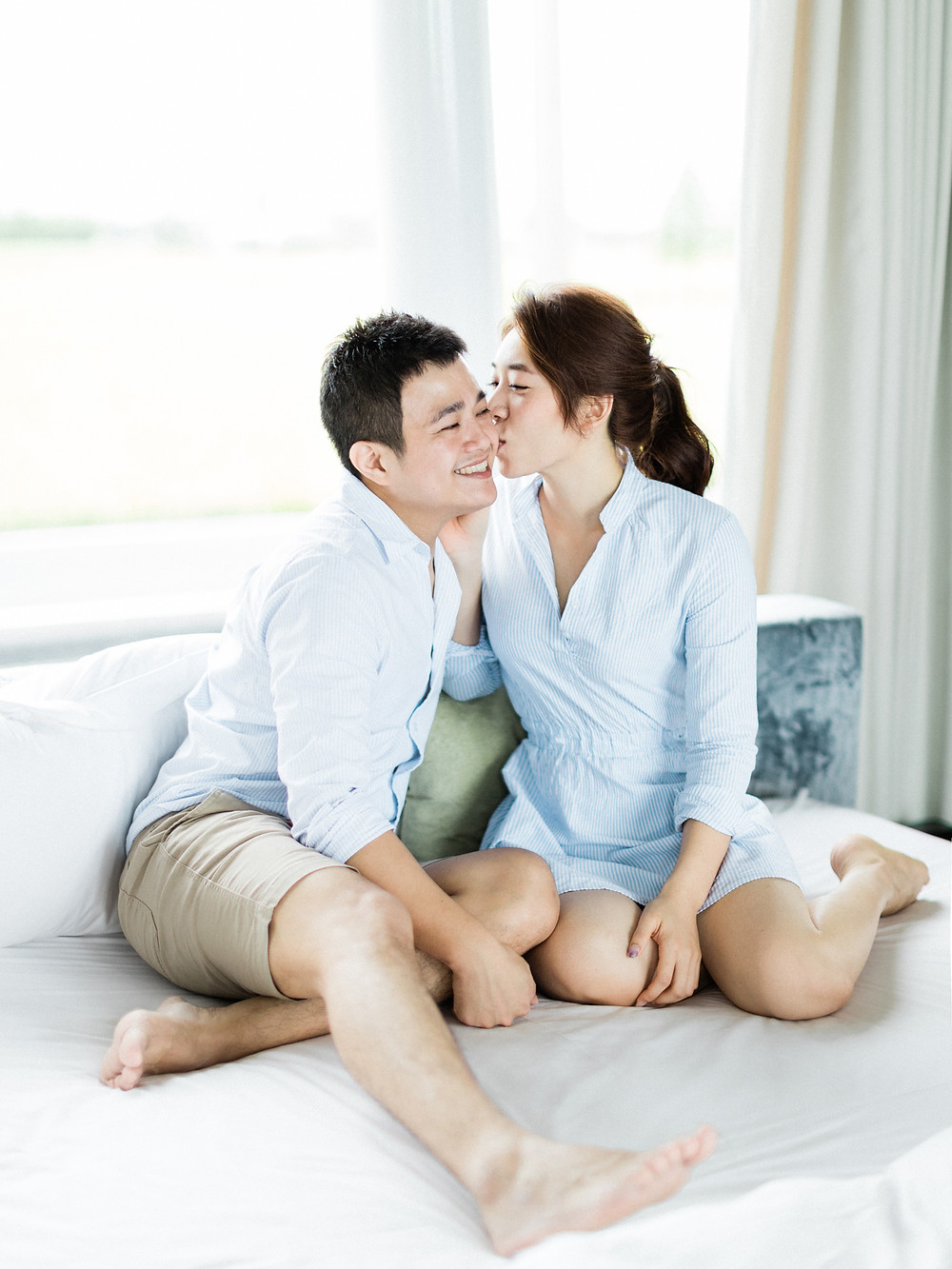 Melody & Cato Engagement(Pre-Wedding) in Taiwan Arther Chen Photography美式婚紗