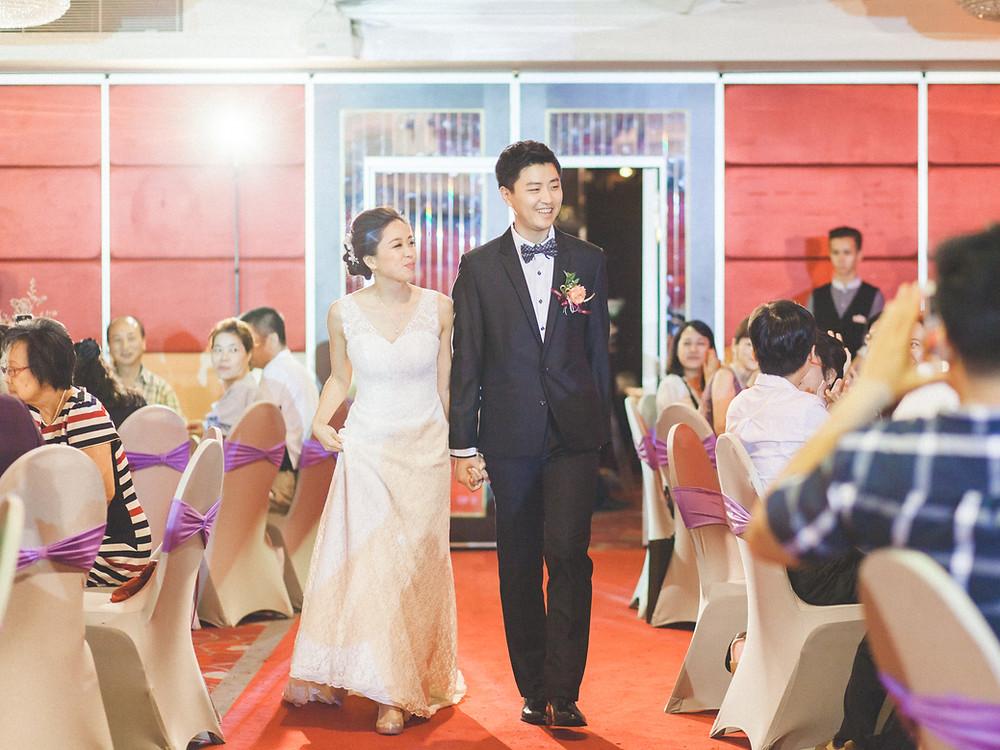 Rachel & Michael Wedding | TAI-AN Presbyterian Church + Arena Banquet Hall Taipei, Taiwan 大安長老教會+小巨蛋囍宴軒 Arther Chen Photography 美式婚禮