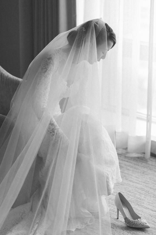 其穎 & 遠承 Wedding   WESTIN-TAIPEI 六福皇宮 美式婚禮