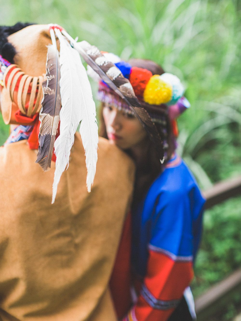 Kimberly & Avai Wedding | Alishan Chiayi ,Taiwan 嘉義阿里山 達那依谷 美式婚禮