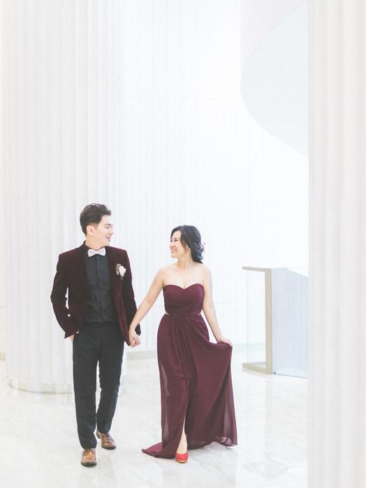 Denise& TitanWedding   Amazing Hall  Taoyuan 桃園晶宴美式婚禮