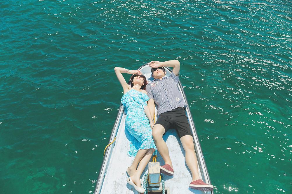 蘆薈&家均 Engagement | Boracay, Philippines 長灘島婚紗