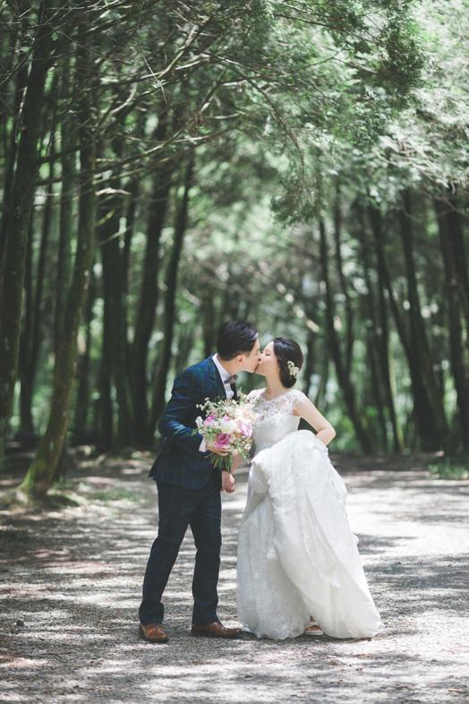 Denise& TitanElopement & Engagement(Pre-wedding) 顏氏牧場 Nantou,Taiwan美式婚禮婚紗