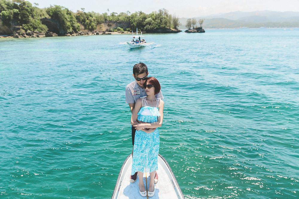 蘆薈&家均 Engagement | Boracay, Philippines