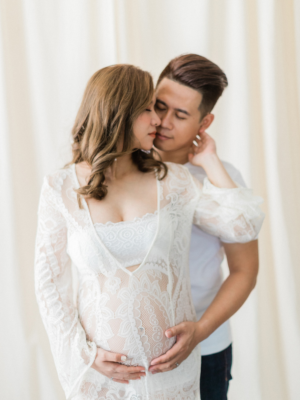 Ting & Rody Maternity Portrait Arther Chen Photography