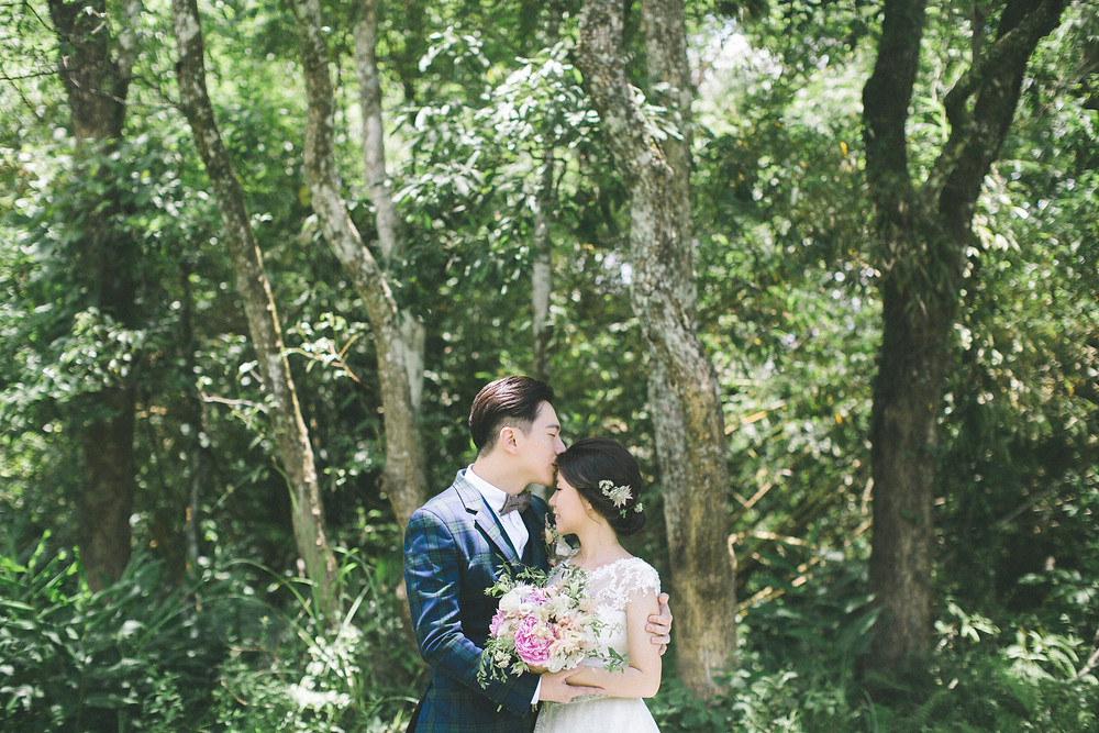 Denise & Titan Elopement(Wedding)+Engagement in Taiwan Arther Chen Photography