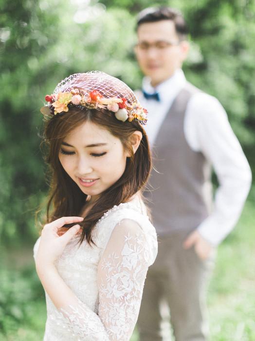 彥熹 & 彥志 Engagement (Pre-Wedding) Taiwan 美式婚紗