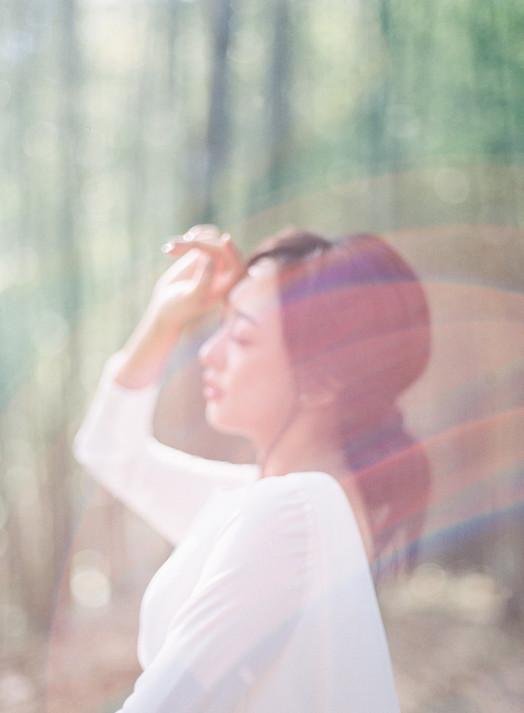 Elegant Bridal Inspiration in Bamboo Forests of Taiwan 靈感創作 美式婚禮