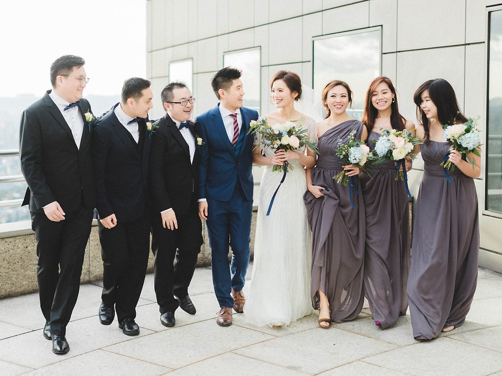 Caitriona & Jack Wedding | 台北遠企 Taiwan, 美式婚禮 Arther Chen Photography