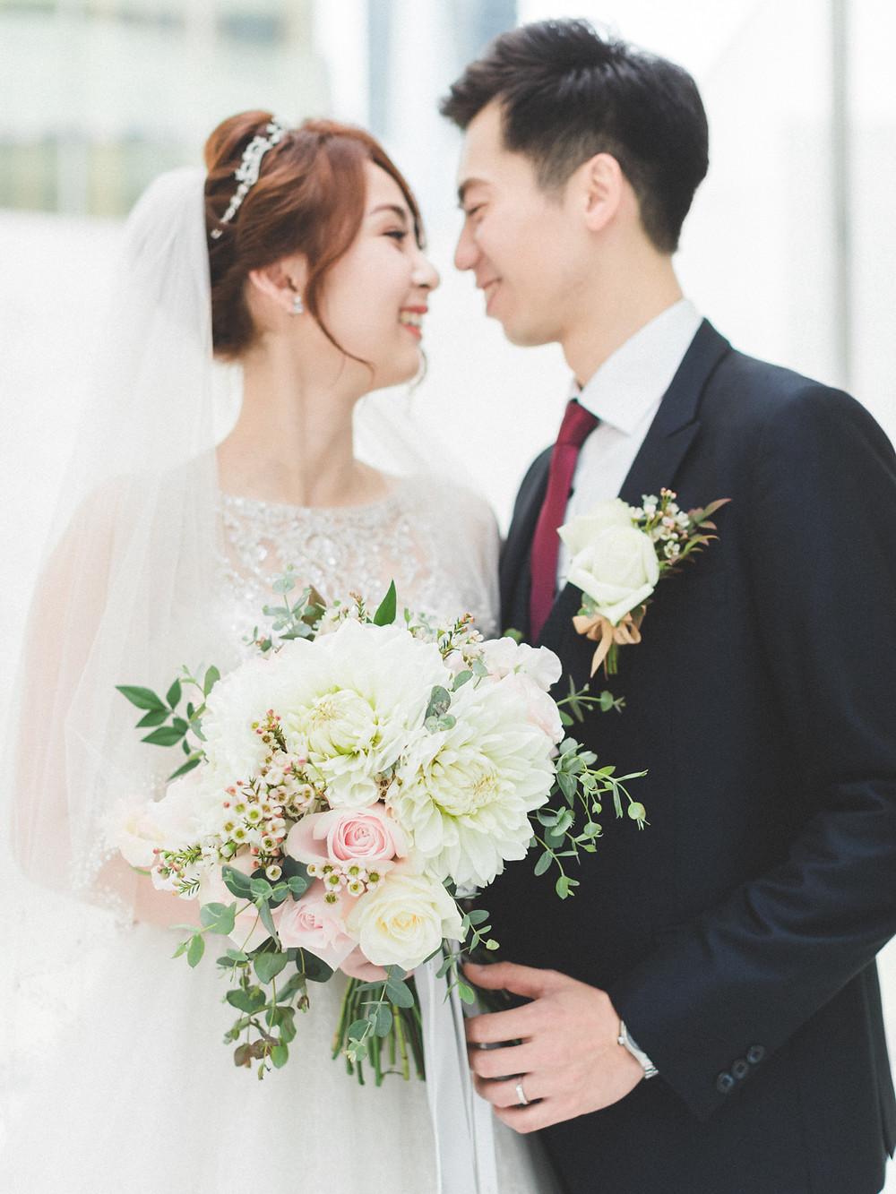 Trista & LorenzoWedding |  Denwell 新莊典華, Taiwan Arther Chen Photography美式婚禮